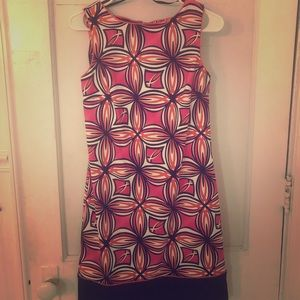 1960's Style Retro Inspired Dress